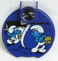 The Smurfs - Lestrade disc viewer - Smurf\'s treasure