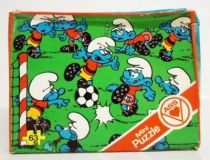 The Smurfs - Mini  Puzzle 63p ASS - Smurfs and the Soccer Match