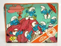 The Smurfs - Mini  Puzzle 63p ASS - Smurfs in mountains
