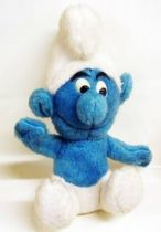 The Smurfs - Orli-Jouet Plush doll - 12\'\' Smurf (loose)