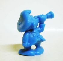 The Smurfs - Premium Figure OMO - Captain Papa Smufr
