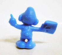The Smurfs - Premium Figure OMO - Moralist Smurf