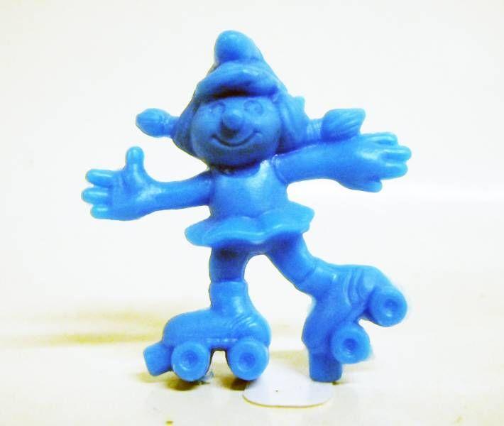The Smurfs - Premium Figure OMO - Roller Smurfette