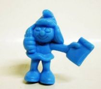 The Smurfs - Premium Figure OMO - Secretary Smurfette
