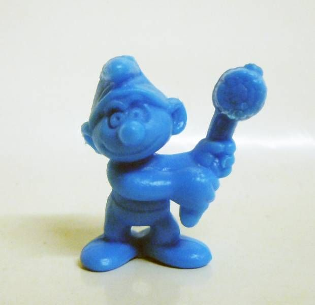 The Smurfs - Premium Figure OMO - Smurf with Hammer