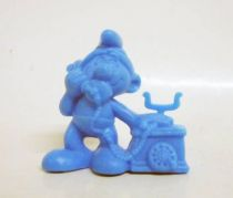 The Smurfs - Premium Figure OMO - Smurf with Phone