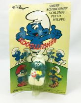 The Smurfs - Pullback Toy (mint on card)