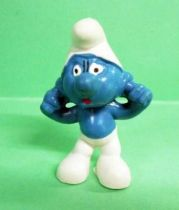 The Smurfs - Schleich - 20015 Deaf Smurf