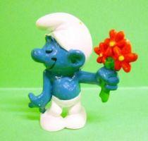 The Smurfs - Schleich - 20044 Lover Smurf
