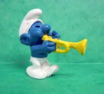 The Smurfs - Schleich - 20047 Trumpet Smurf n�1