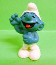 The Smurfs - Schleich - 20079 laughing Smurf