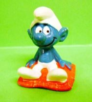 The Smurfs - Schleich - 20085 Cushion Smurf