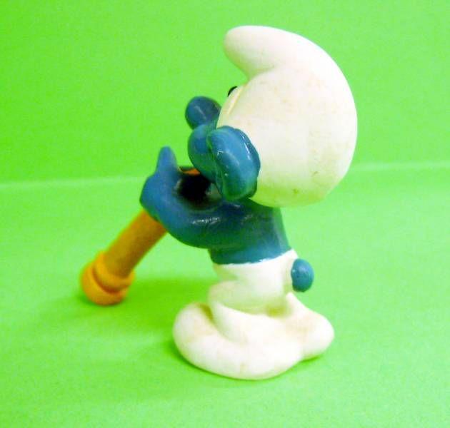 The Smurfs - Schleich - 20095 Flutist Smurf #2