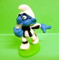 The Smurfs - Schleich - 20191 Brainy Smurf Arbiter