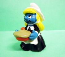 The Smurfs - Schleich - 20196 Thanksgiving Smurfette