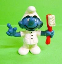The Smurfs - Schleich - 20209 Dentist Smurf
