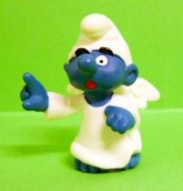 The Smurfs - Schleich - 20213 Angel Smurf