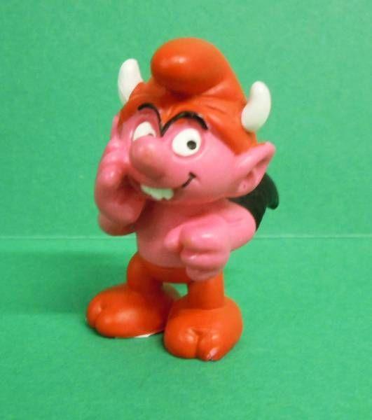 The Smurfs - Schleich - 20213 Devil Smurf