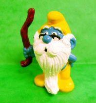 The Smurfs - Schleich - 20226 Grandpa Smurf
