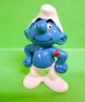 The Smurfs - Schleich - 20429 Strong Smurf