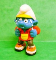 The Smurfs - Schleich - 20473 New hiker Smurf