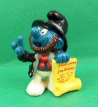 The Smurfs - Schleich - 20506 Abraham Lincoln Smurf