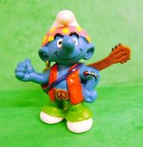 The Smurfs - Schleich - 20517 Hippie Smurf