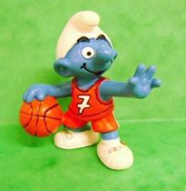 The Smurfs - Schleich - 20518 New Basketball Smurf