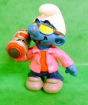 The Smurfs - Schleich - 20519 Hip Hop Smurf