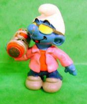 The Smurfs - Schleich - 20519 Hip Hop Smurf