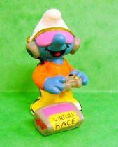 The Smurfs - Schleich - 20521 Cyber Smurf