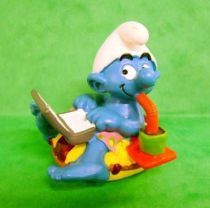 The Smurfs - Schleich - 20522 Workaholic Smurf