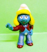 The Smurfs - Schleich - 20524 Trendy Smurfette