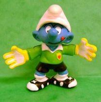 The Smurfs - Schleich - 20525 Goalkeeper Smurf