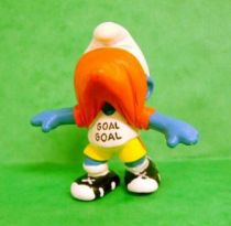 The Smurfs - Schleich - 20528 Goal- getter Smurf