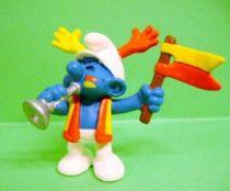 The Smurfs - Schleich - 20530 Supporter Smurf