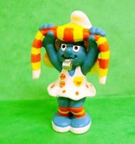 The Smurfs - Schleich - 20531 Soccer Fan Smurfette