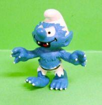The Smurfs - Schleich - 20543 Halloween Serie Werewolf Smurf