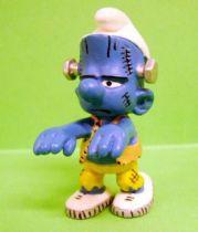 The Smurfs - Schleich - 20546 Halloween Serie Frankenstein Smurf