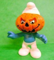 The Smurfs - Schleich - 20548 Halloween Serie Pumpkin Smurf