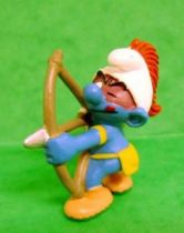 The Smurfs - Schleich - 20551 Idian Smurf with Bow