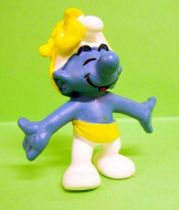 The Smurfs - Schleich - 20701 50th anniversary series Celebration Smurf
