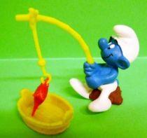 The Smurfs - Schleich - 40207 Fisherman Smurf