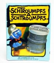The Smurfs - Schleich - 40216 Smurf firemen (mint in box)