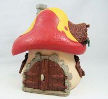 Les Schtroumpfs - Schleich 49001 Schtroumpf grande maison (occasion) 01