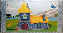 The Smurfs - Schleich - 49027 Gargamel Castel (Mint in New Look Box)