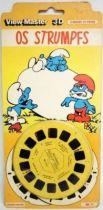 The Smurfs - View-Master 3-D 3 discs set (Portugal)