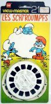 The Smurfs - View-Master 3-D 3 discs set