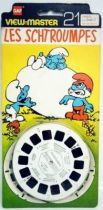 The Smurfs - View-Master 3-D 3 discs set