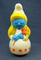Les Schtroumpfs - Figurine Culbuto Sonore - Schtroumpfette 23cm 01